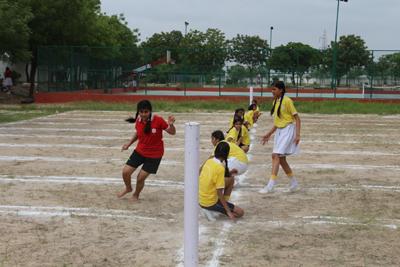 Inter House Sports Activity – Kho Kho