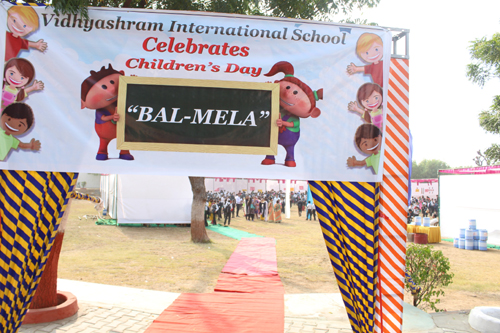 Celebrated Children' day