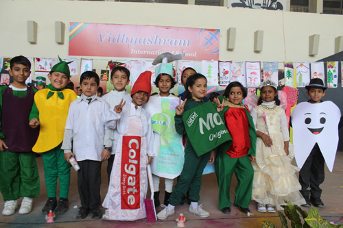 Health and Hygiene (Fancy Dress Competition) 22-Dec-2017