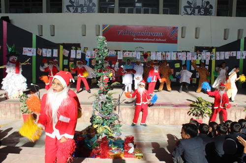 Christmas Day Assembly 22-Dec-2017