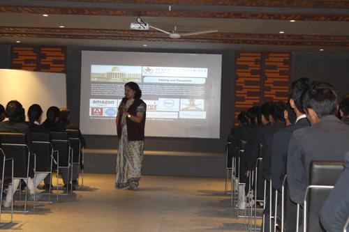 Workshop on Career Options